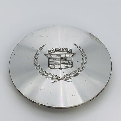 Cadillac Deville SIlver Wheel Rim Center Cap Factory OEM 1994 - 1995