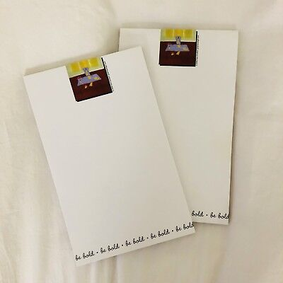 2 Franklin Covey Classic Her Point Of View Notepads Memo Paper Stationery Notes