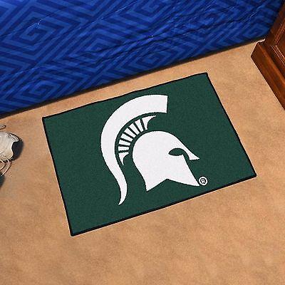 "Michigan State Spartans 19"" X 30"" Starter Area Rug Mat"