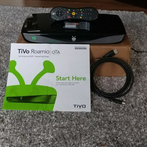 TiVo Roamio ~ Lifetime Service ~ 4 Tuners ~ OTA or Cable ~ 155 Hours HD ~ All-In