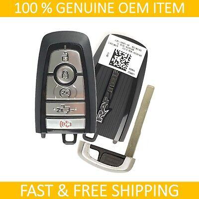 17-18 Ford F-150 RAPTOR Smart Keyless Remote Key Entry F150 Fob Transmitter OEM