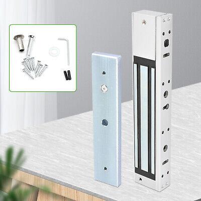 12v Electric Magnetic Electromagnetic Door Lock 280kg 600lb Holding Force