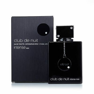 ARMAF CLUB DE NUIT INTENSE MAN 105ML EAU DE TOILETTE SPRAY BRAND NEW & SEALED