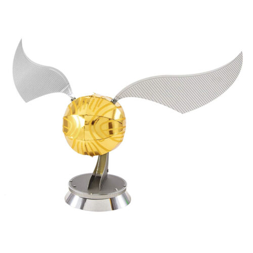 Metal Earth Harry Potter Golden Snitch Steel Model Kit NEW