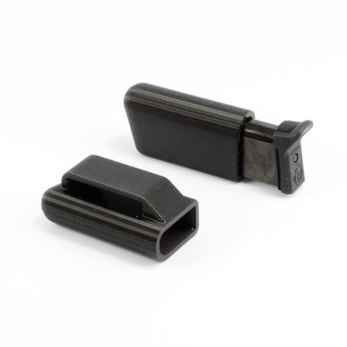"""MAGAZINE HOLSTER for RUGER LCP II 380 - Mag Pouch, Holder Fit Belts up to 1.5"""""""