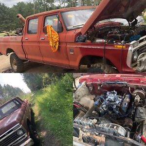 1974-1975 ford crew cabs