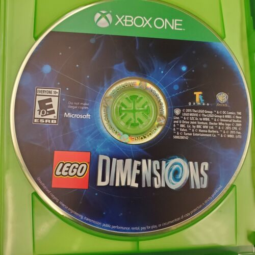 LEGO DIMENSIONS Microsoft Xbox One Game Booklet  - $32.50