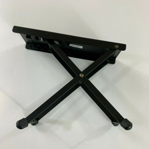 On Stage Guitar Foot Rest Black