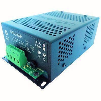 Smartgen Bac06a-12v Generator Battery Charger 12v6a 90-280vac 5060hz