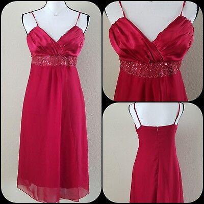 PEEP STUDIO Dress Size Large **Super cute*** Bling Around the middle**Fancy* (Peep Dress)