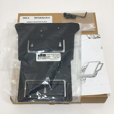 Verifone Accessory Mx925 Adapter Plate Met132-011-01-a 367-2303-d New