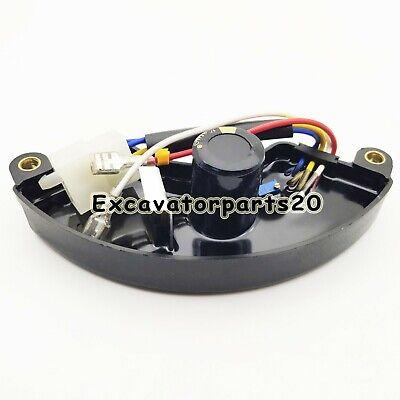 5kw Automatic Voltage Regulator Avr Unitedpower Silent Diesel Generator Dg5000s