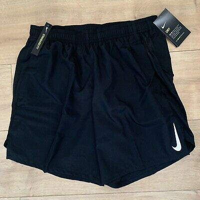 "Mens Nike Challenger 5"" Training Shorts Running Gym Active BNWT"