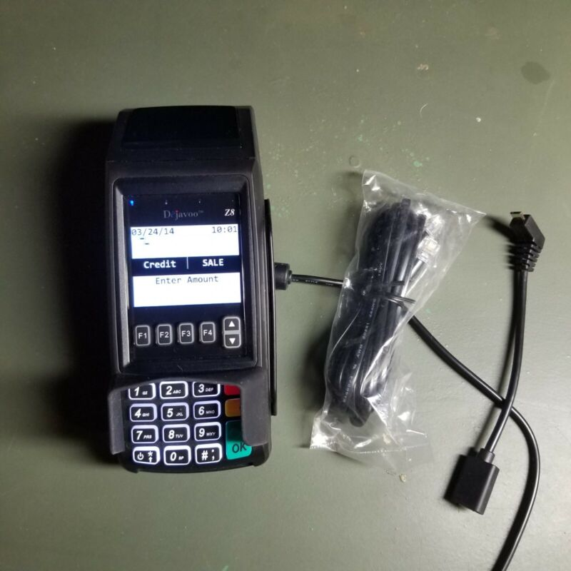 Dejavoo Z8 Credit Card Reader