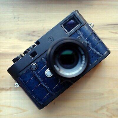 Leica M10-D Real leather skin / film  - Arte di mano -
