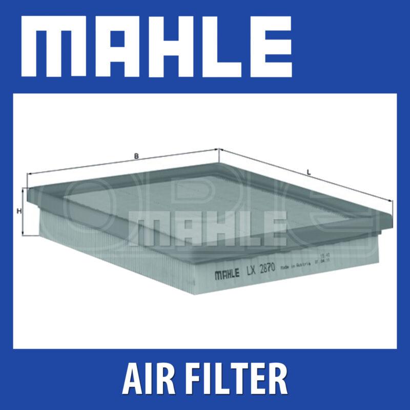 MAHLE Air Filter - LX2870 (LX 2870) Genuine Part - Fits LEXUS, TOYOTA