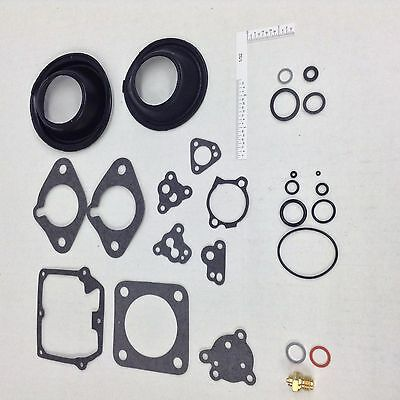 Zenith Stromberg Carburetor Kit 150 175Cd 1969 1980 Triumph Spitfire Tr7 Mark Iv
