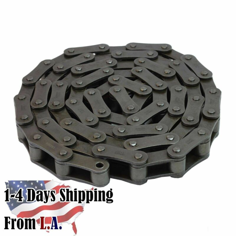 #CA650  Agricultural Conveyor Roller Chain 10 Feet with 1 Connecting Link