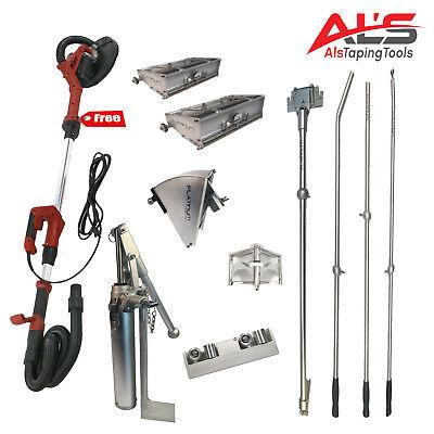 Platinum Starter Set of Automatic Drywall Taping Tools w/ FREE Power (Automatic Drywall Taping Tools)