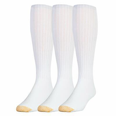 Gold Toe Men's Athletic Ultra Tec Cotton Over The Calf Socks
