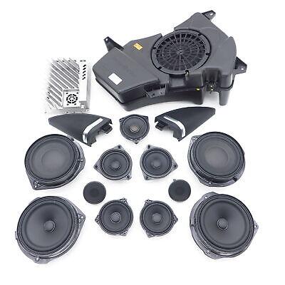 Lautsprecher Verstärker Mercedes ML 166 GLE Harman Kardon Soundsystem Logic 7