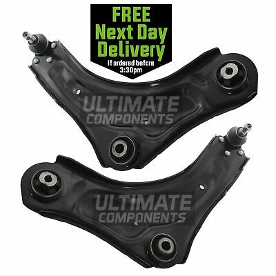 Renault Grand Scenic Mk3 2009-2017 Front Lower Wishbone Suspension Arms 1 Pair