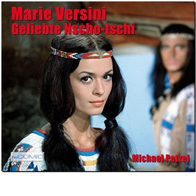 Marie Versini Geliebte Nscho-tschi Bilder ihres Lebens KARL MAY Bildband 60er LP
