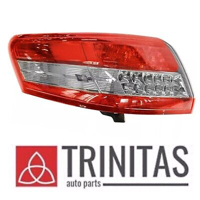 NEW 10-11 Camry Taillight Taillamp Rear Light Driver Side Left LH