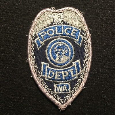 Washington - Police Department Patch
