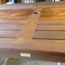Outdoor Table St Marys Mitcham Area Preview