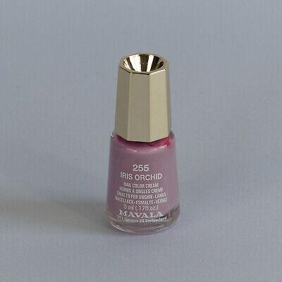 MAVALA Vernis à ongles Mini Color 255 Iris Orchid