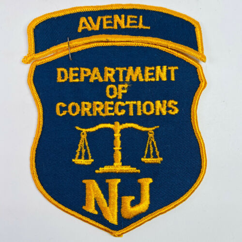Avenel New Jersey Department of Corrections Woodbridge Township NJ Patch (A8)
