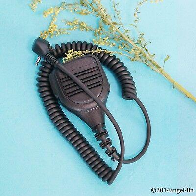 Remote Speaker Microphone For Vertex Standard Evx-531 Evx-534 2 Way Radio