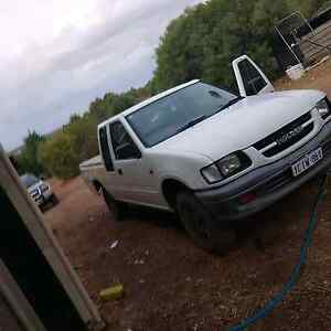 Holden rodeo 3.2l v6 space cab West Toodyay Toodyay Area Preview