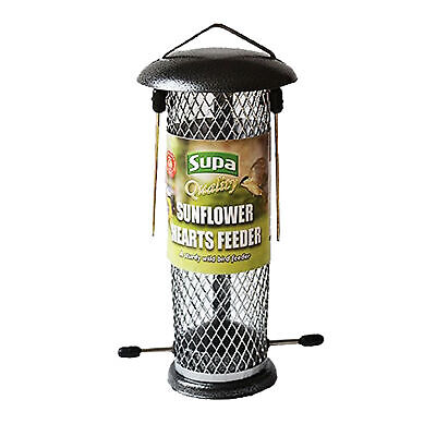 Supa Metal Sunflower Hearts Bird Feeder BT2687