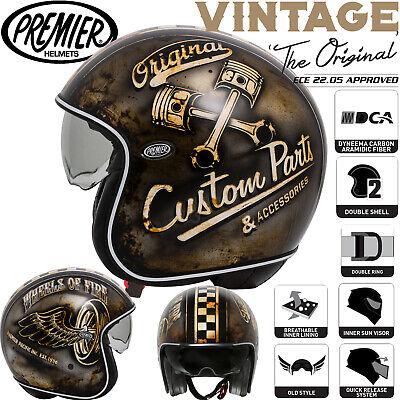 M Premier Jethelm Vintage OP9 BM