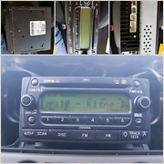 Toyota 6 cd mp3 player and radio Moorebank Liverpool Area Preview