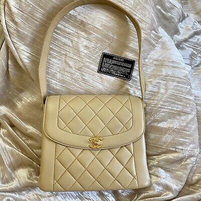 Vintage Chanel Diana Shoulder Bag