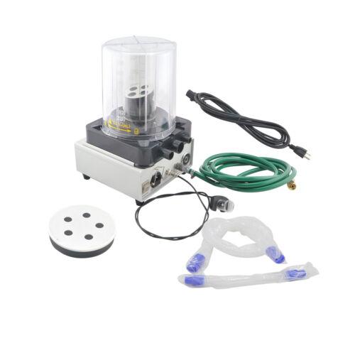 LED Animal VET Pet Veterinary Anesthesia-Machine-Ventilator Pneumatic Driving US