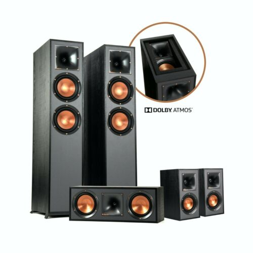 Klipsch Reference Dolby Atmos  Home Theater System With Surround System