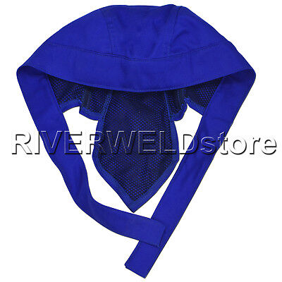 Washable Flame Retardant Doorag Welding Hat Fashion Style Head Caps For Welders