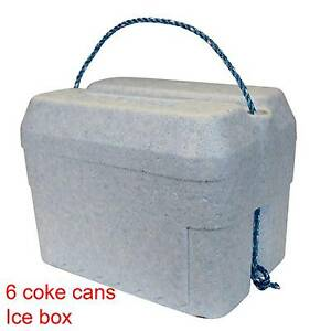 4L Polystyrene styrofoam padded foam cooler ice picnic box icebox Rowville Knox Area Preview