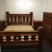 new FLORIDA BED FRAME BEDROOM QUEEN KING up to 30mth no interest Bundall Gold Coast City Preview