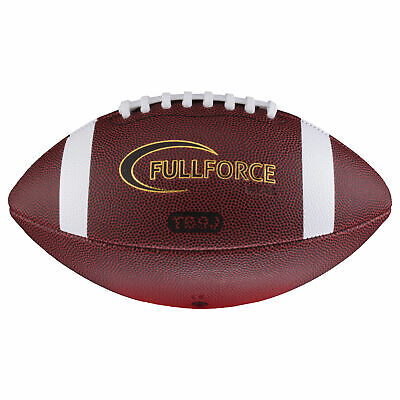 Full Force American Football Junior Trainingsball TB9J, size 7