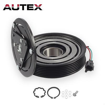 AC A/C Compressor Clutch Kits For Nissan Altima Sentra 4CYL 2.5L 2007-2012