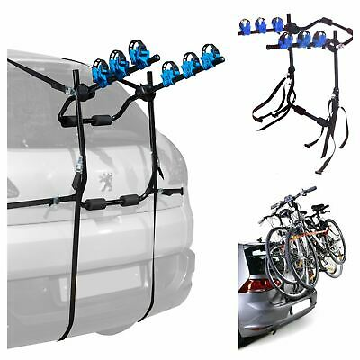 fits Vauxhall Insignia Estate 3 Bike Carrier Rear Boot Mounted Cycle Rack