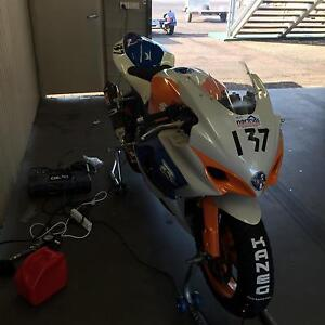 2008 gsxr1000 track bike Darwin CBD Darwin City Preview
