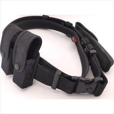 Bianchi Belt And Magazine Flashlight Holder Black Sidekick Uncle Mikes Medium