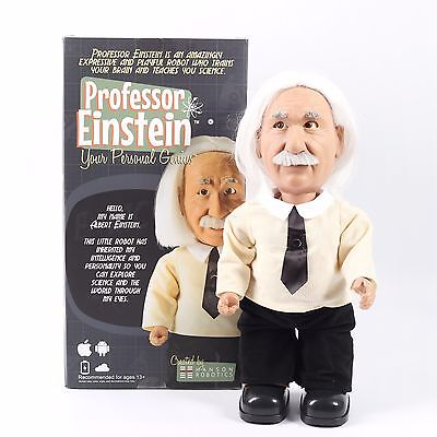 Professor Einstein Robot   8 Quad Core Android Tablet