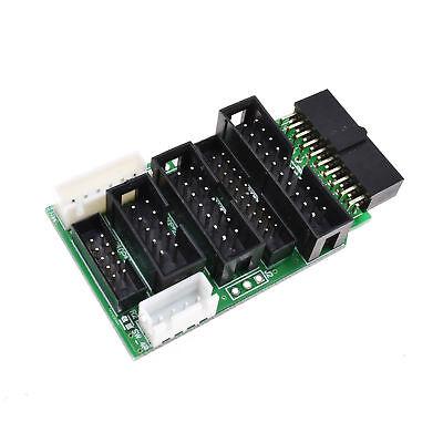 J-link Ulink2 Emulator V8 All For Arm Jtag Adapter Converter For Tq2440 Mini2440